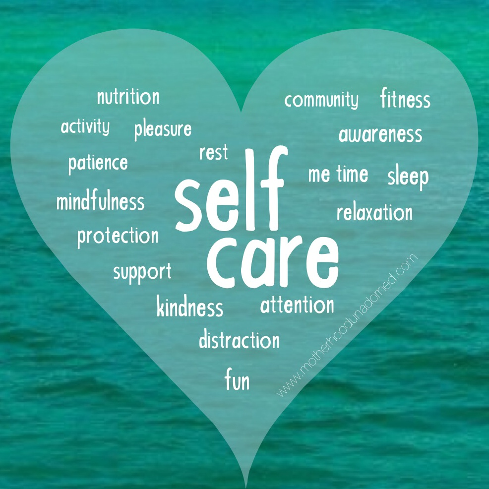 Are we taking care of ourselves?