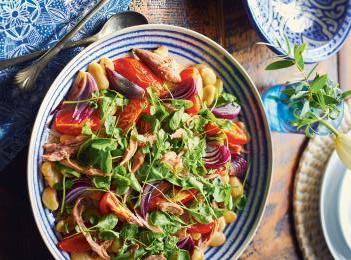 Duck Confit Salad!