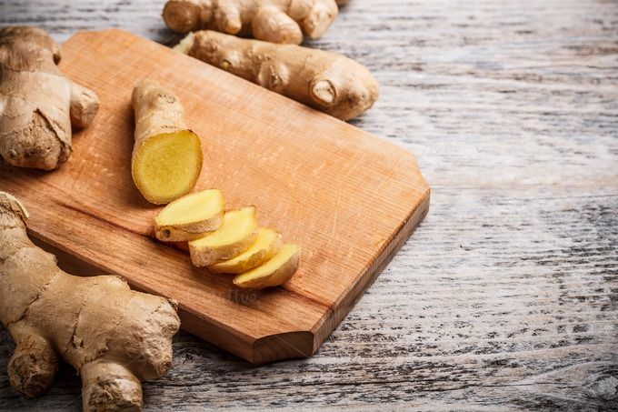 Ginger Benefits!