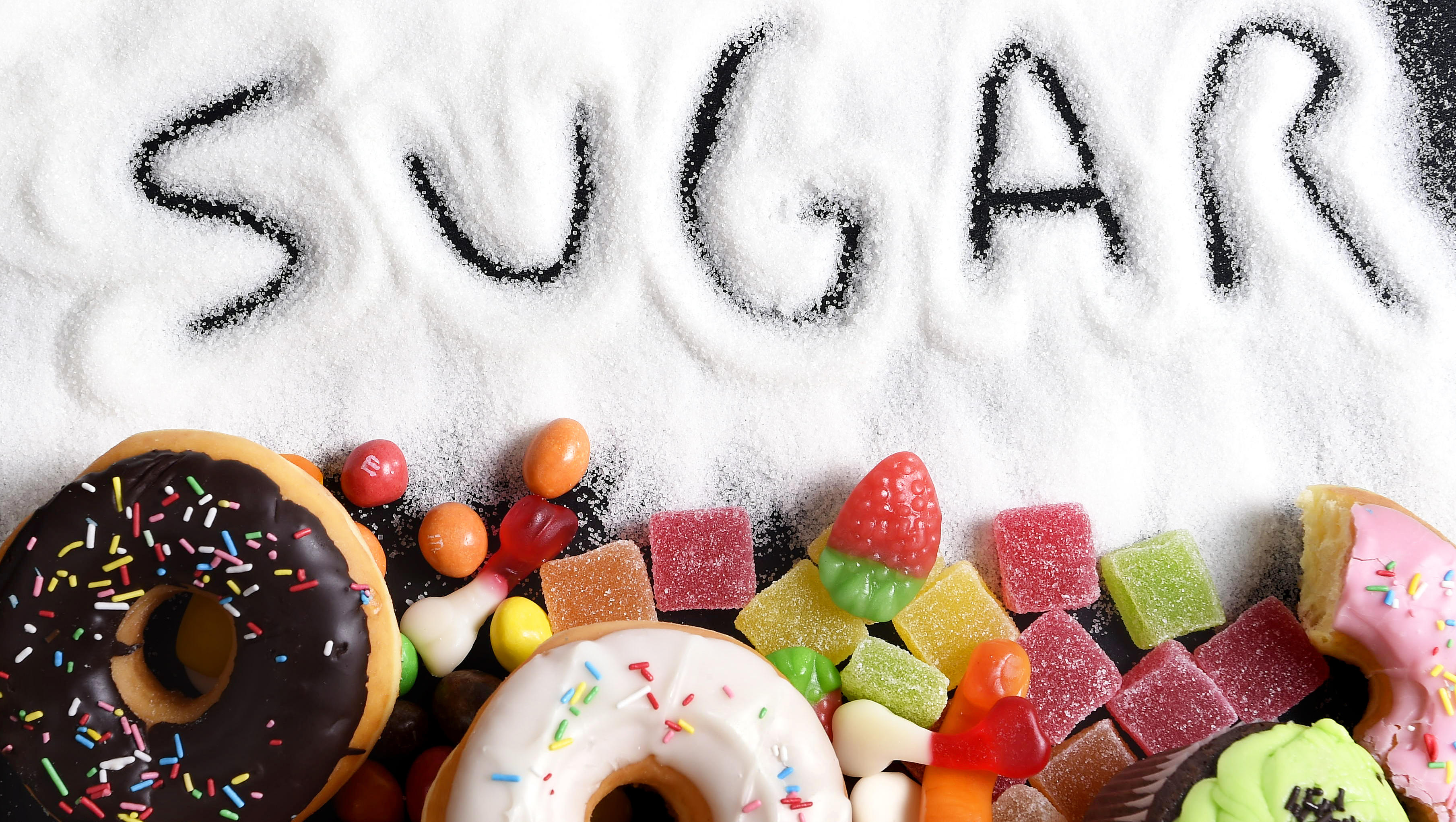Reduce Sugar Intake!