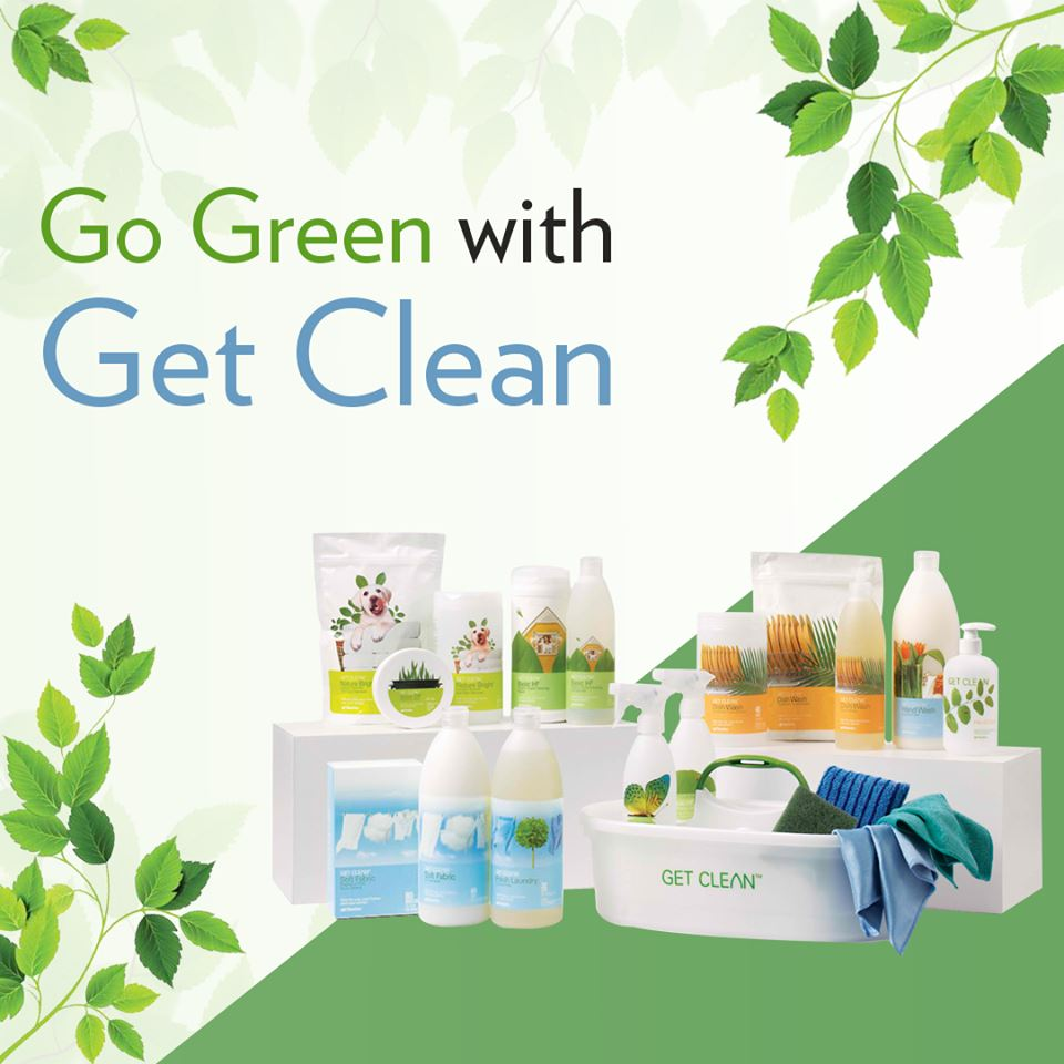 Get Clean Products!
